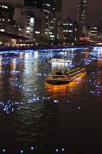 天満橋の七夕イベント