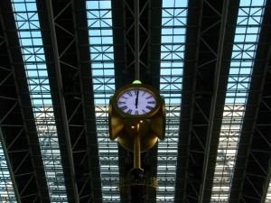 大阪駅の時空の広場