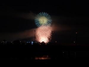 なにわ淀川花火大会2015