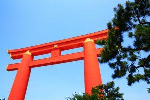 京都 岡崎 平安神宮