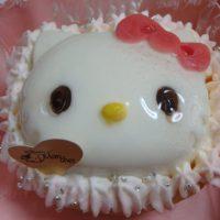 ハローキティ ケーキ