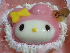マイメロディ ケーキ