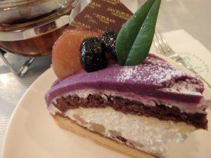 ジャンルプランのケーキ