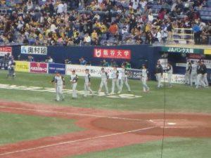 阪神 勝利