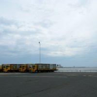 新潟港の風景
