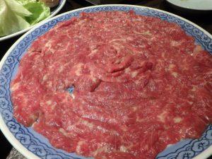 桜レタス鍋
