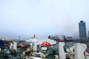南港ATC フェリーターミナル