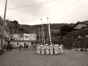 大島須古踊り