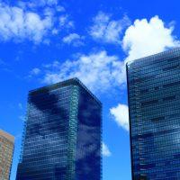 大阪市北区の風景