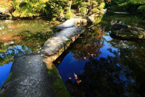 秋の太閤園