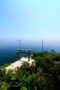 都久夫須麻神社(竹生島神社)